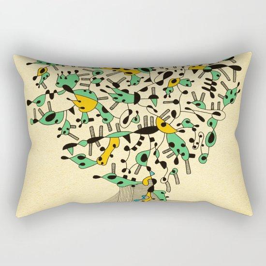 - still life_03 - Rectangular Pillow