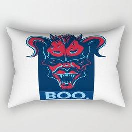 Boo. Demon Rectangular Pillow