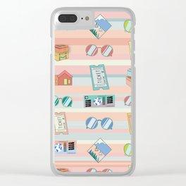 Tra Clear iPhone Case