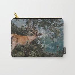 The Mountain Deer - Landscape and Nature Photography Carry-All Pouch