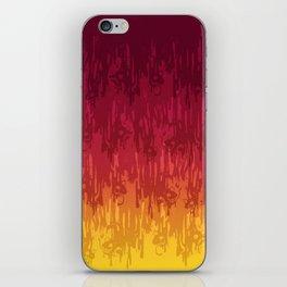 Meltdown Hot iPhone Skin