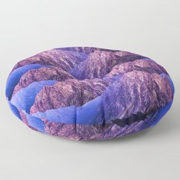 The Mountains of my Heart Floor Pillow