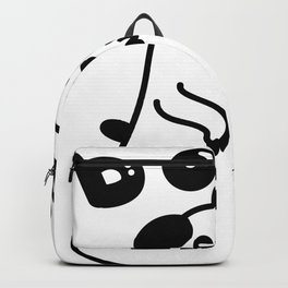 ghost dog boof Backpack