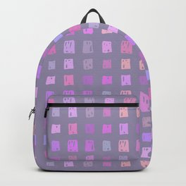 squares (4) Backpack
