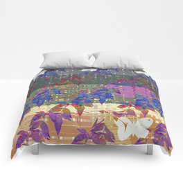 Enchanted nature Comforters