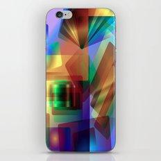 Alluvial Flare iPhone & iPod Skin