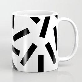 Modern Memphis Pattern Coffee Mug