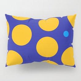 yellow dots Pillow Sham