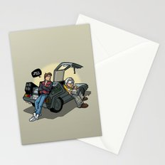Blast from the past Stationery Cards