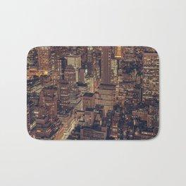 new york city 2015 Bath Mat