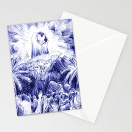 Cheesus of Nazareth Stationery Cards