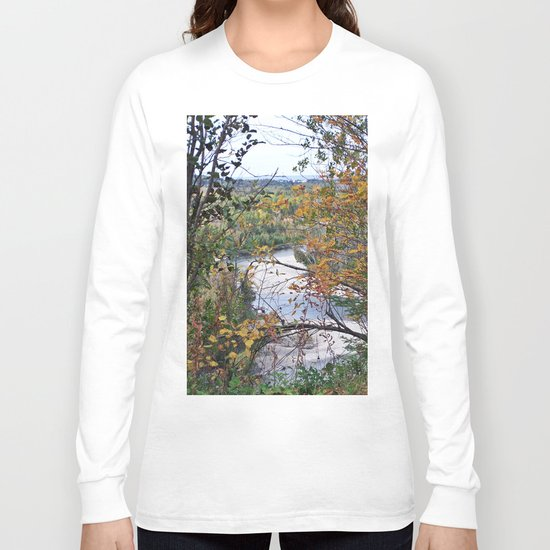From the Forest to the Sea Long Sleeve T-shirt