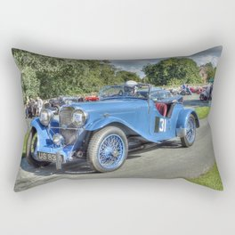 Lagonda Rapier Rectangular Pillow