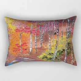 Seasons of Change Rectangular Pillow