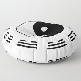 I Ching Floor Pillow