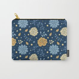 Succulents at night Carry-All Pouch
