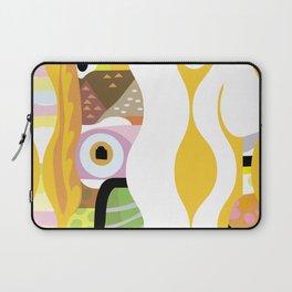 Swan Pond Laptop Sleeve