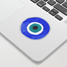 Evil Eye III Sticker