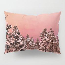 Magic of frozen forest Pillow Sham