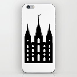 Mormon Style Temple iPhone Skin