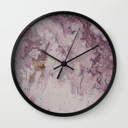 Agate II Wall Clock