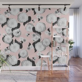 Spring Floral Dream #6 #decor #art #society6 Wall Mural
