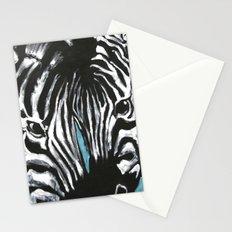 Eye of Contrast {Zebra Love} Stationery Cards