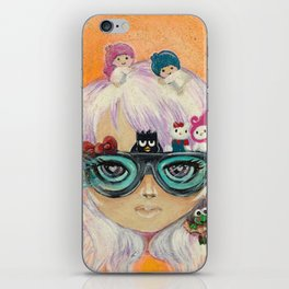 Rosie iPhone Skin