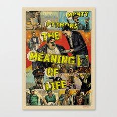Monty Pythons Canvas Print