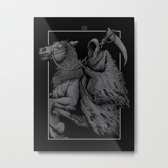 The Death Metal Print