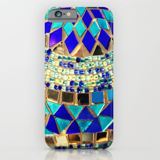 mosaic and beads [photograph] iPhone & iPod Case