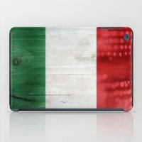 italy iPad Cases featuring Italy by Arken25
