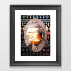 E=MC2 Framed Art Print