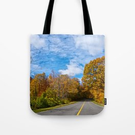 The Awesome of the Journey - The Peace Collection Tote Bag