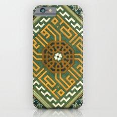 Arabic Pattern-1 Slim Case iPhone 6s