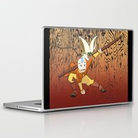 avatar Laptop & iPad Skins featuring Avatar by SnowVampire