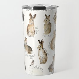 Rabbits & Hares Travel Mug