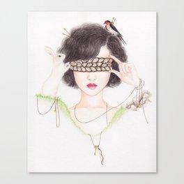 Archess Canvas Print