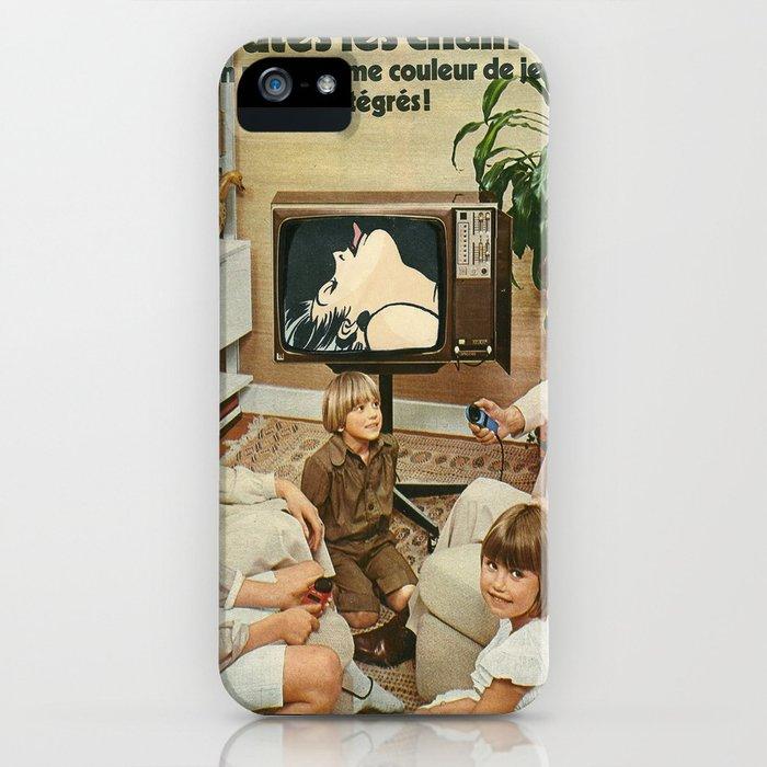 Jeu d'enfant iPhone Case