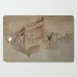 Vampyre Ship Cutting Board