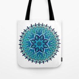 Mandala of Intuition Tote Bag