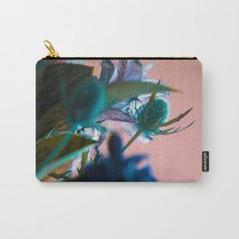 Flowers/Amnesia Carry-All Pouch