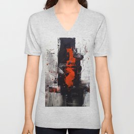Emotions and more Unisex V-Neck