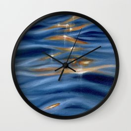 Glimmer of Hope Wall Clock