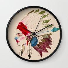 INDIAN Wall Clock