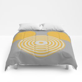 Grid Mouse 1.0 (Clu Variant) Comforters