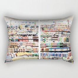 Andreas Gursky: 99Cent II - Diptych - 2001 - Modern Art - Society6 Art Online Rectangular Pillow