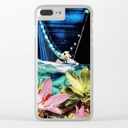 Vice City Clear iPhone Case