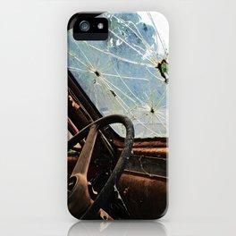 Junkyard Truck. iPhone Case