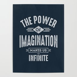 The Power of Imagination Poster